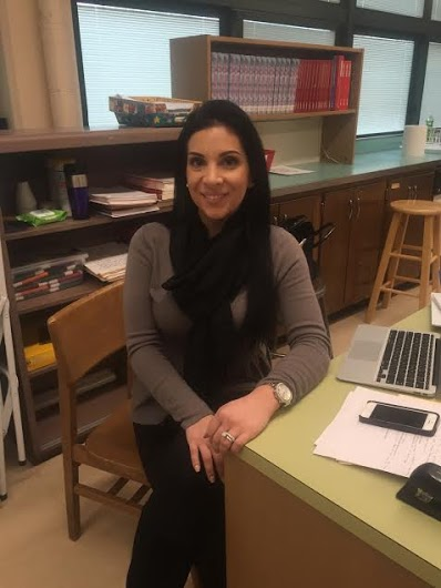 Marisa Sinclair: New Teacher Brings a Fashionable Perspective to ...