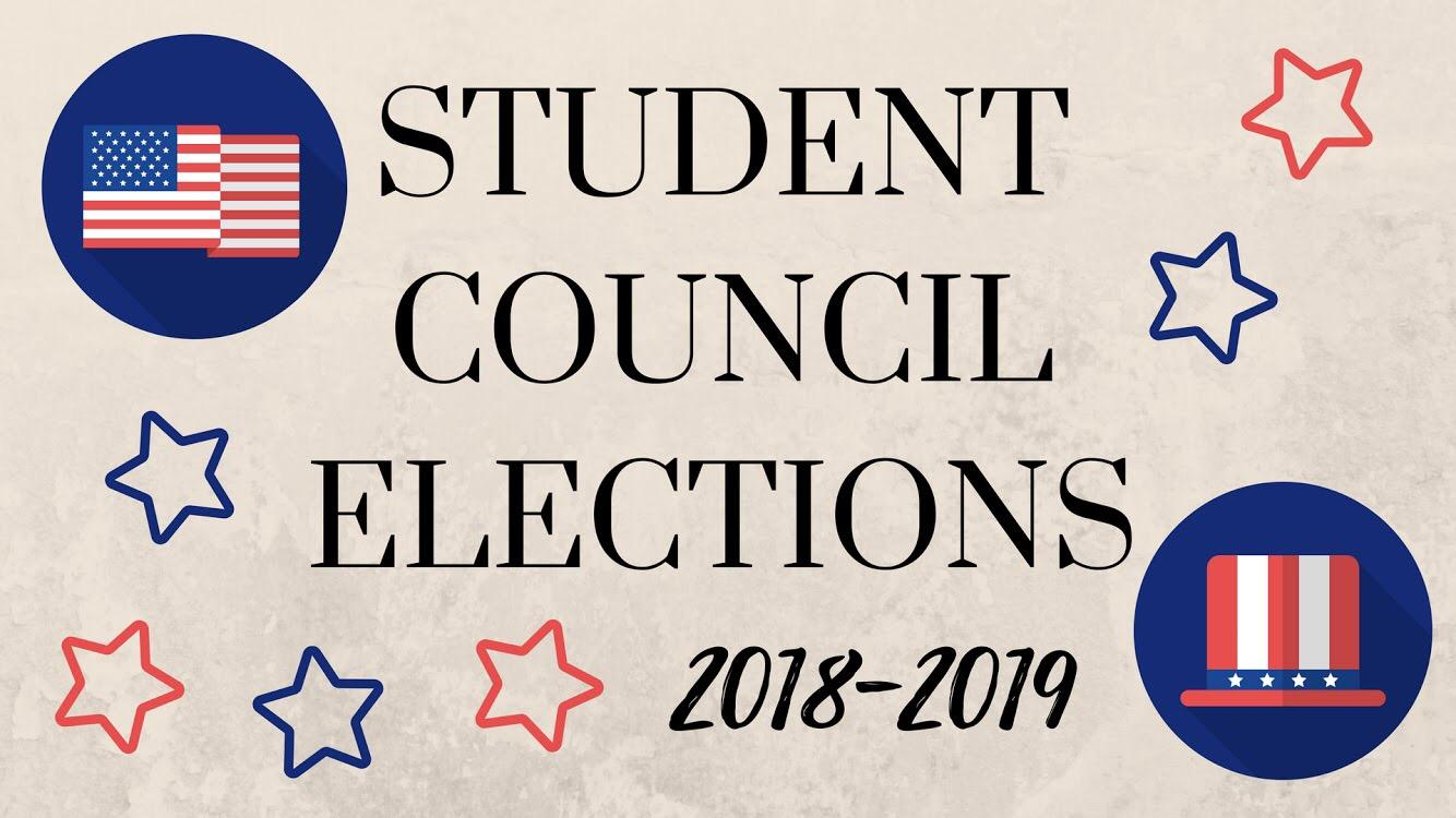 The results are in for the 2018-2019 student council elections | The